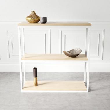 Консольный стол лофт А26-001