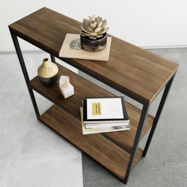 Консольный стол лофт А26-002