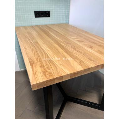 Стол обеденный в стиле лофт А20-006