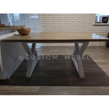 Стол обеденный в стиле лофт А20-002