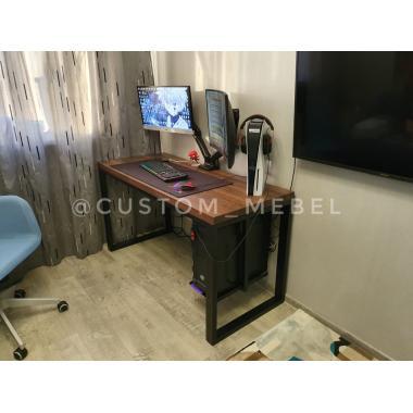Стол компьютерный лофт